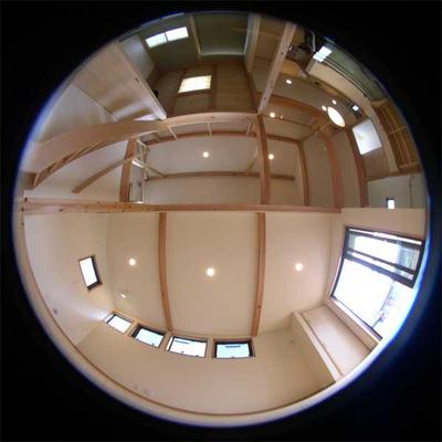 CD_House  OZONE竣工検査