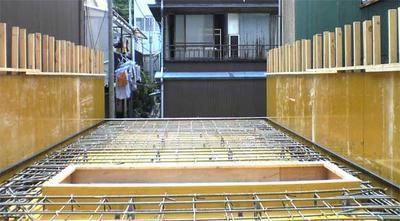 sakura_House 床スラブ配金検査・型枠検査