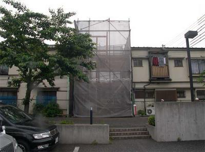 shijimi_House—上棟