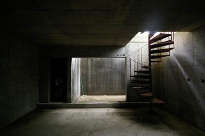MUSE_House—地下躯体完成