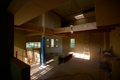 MUSE_House—工事進行中