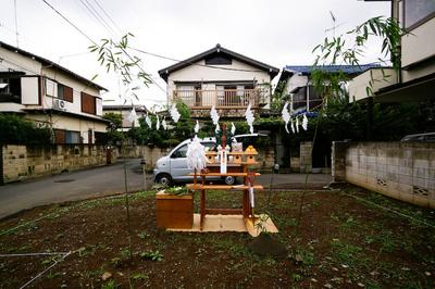 Tomy-rinmei_House—地鎮祭