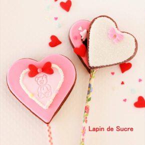 バレンタインお菓子教室開催のお知らせ