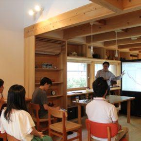 木造建築オープンセミナーin新木場 開催のお知らせ