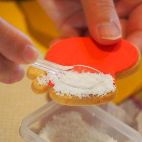 12/10クリスマスシュガーアートお菓子教室を開催しました。